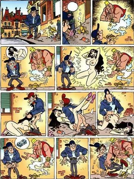 Комиксы рисованные секс