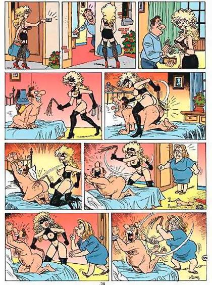 Комиксы секс смешные